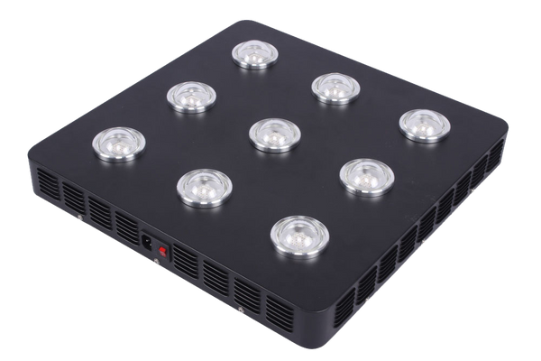 GrowthStar Spider 9X 450W COB LED Grow Light