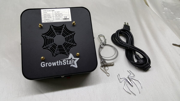 GrowthStar Spider 1X 50W COB LED Grow Light