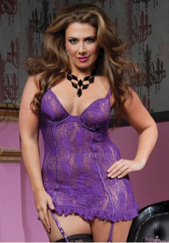 Buy Plus Size Lingerie Online at The Apparel Effect