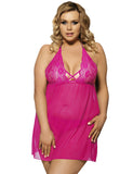 Lingerie Box - Plus Size Chemise - The Apparel Effect