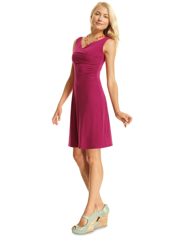 Convertible knee-length dress |Many colours |Sizes 8 to 22 - The Apparel Effect
