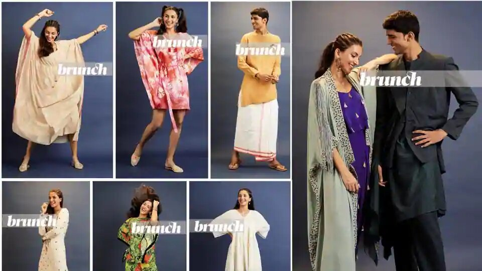 Kaftans: the most-loved outfit of Lockdown
