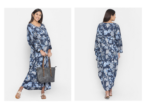 maternity kaftan for working woman