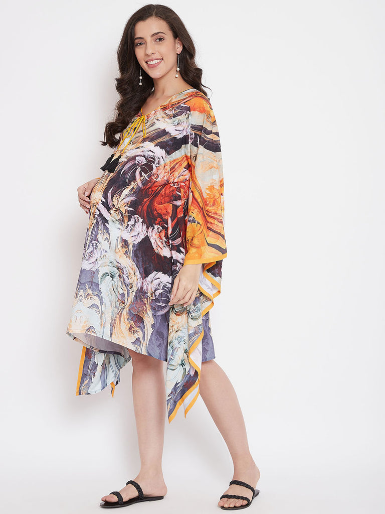 Magic Prism Maternity Dress