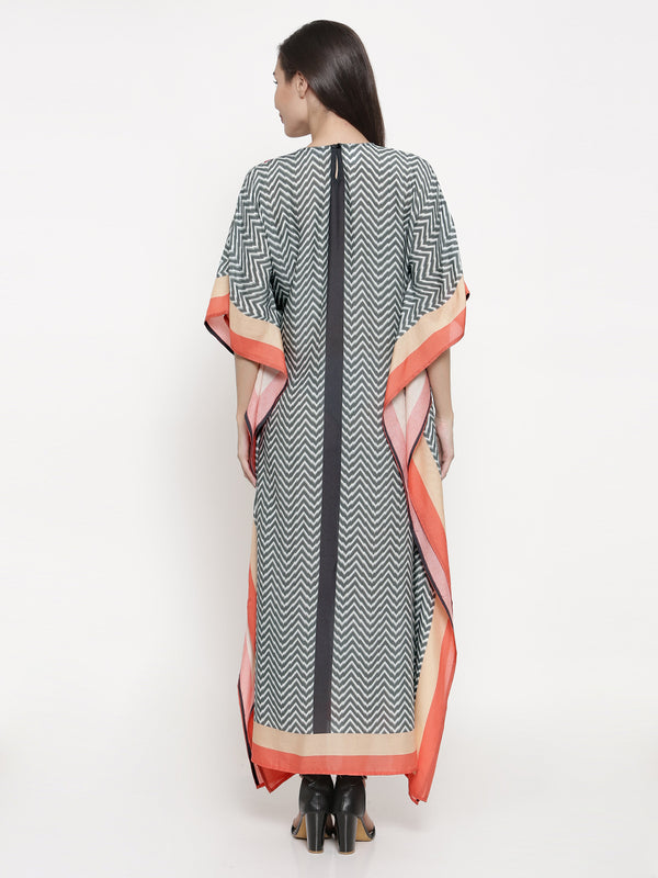 A Day In Paris Maxi Kaftan