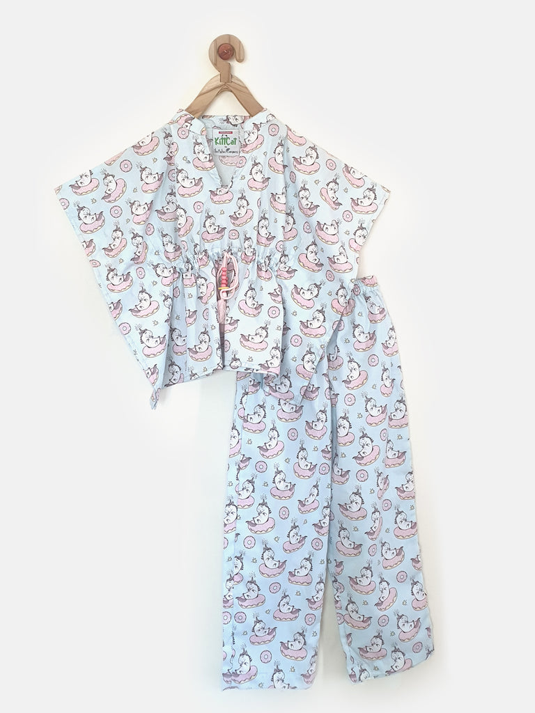Donut Party Girls Pyjama Set