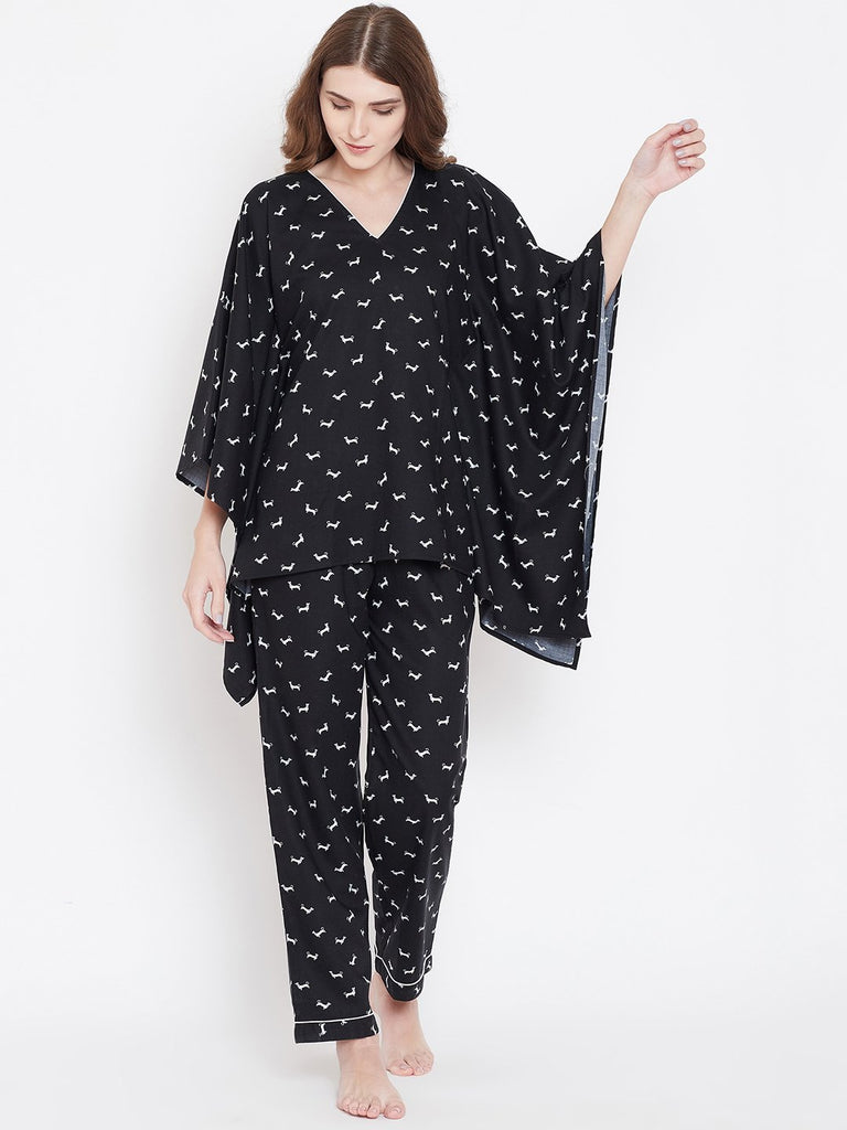HUSH PUPPIES KAFTAN LOUNGESET