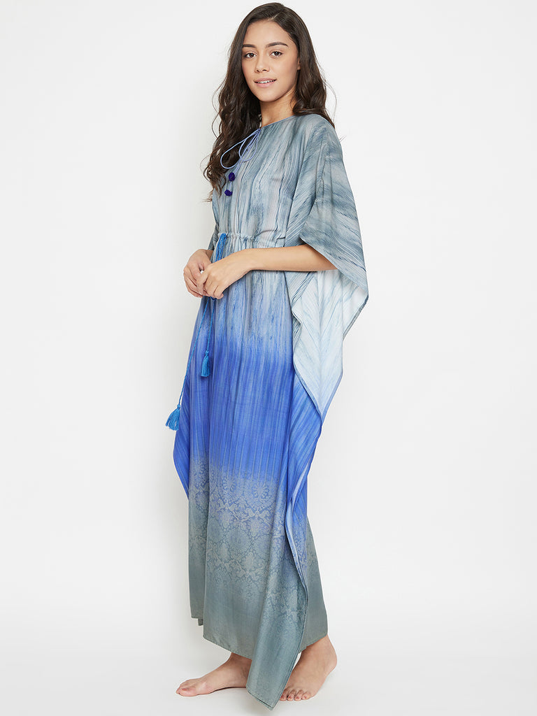 Marbled Muse Loungewear Kaftan