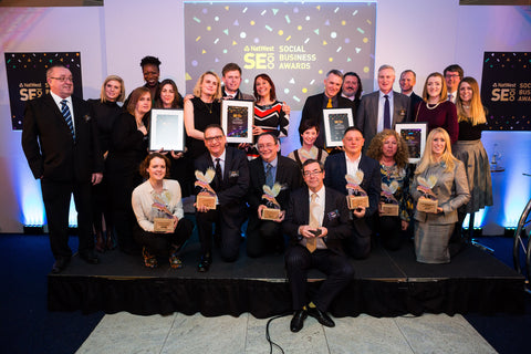 NatWest Social Business Awards Winners