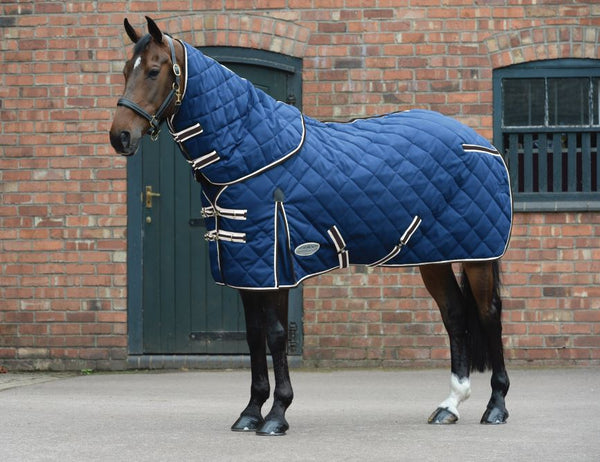 Comfitec 1000D DAN medium Stable Rug Blue
