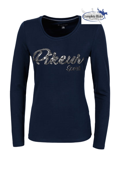 Pikeur Colin Long Sleeve Navy