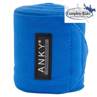 Anky Fleece Fleece Bandage Cossack Blue
