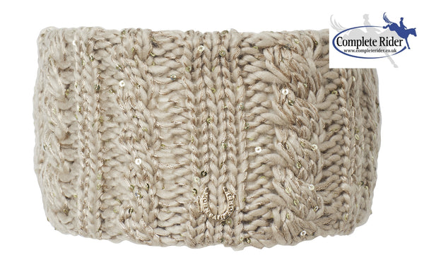 Mountain Horse Tove Headband - Beige