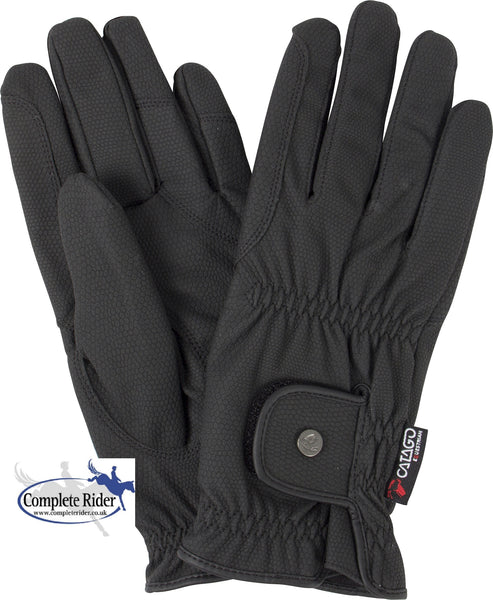 Catago Elite Winter Glove Black