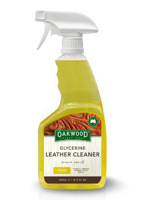 Oakwood Leather Cleaner