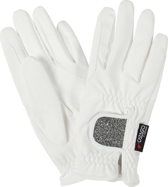 Catago Elite Shine Glove White