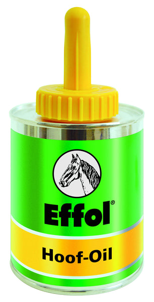 Effol Hoof Oil Tin with Brush