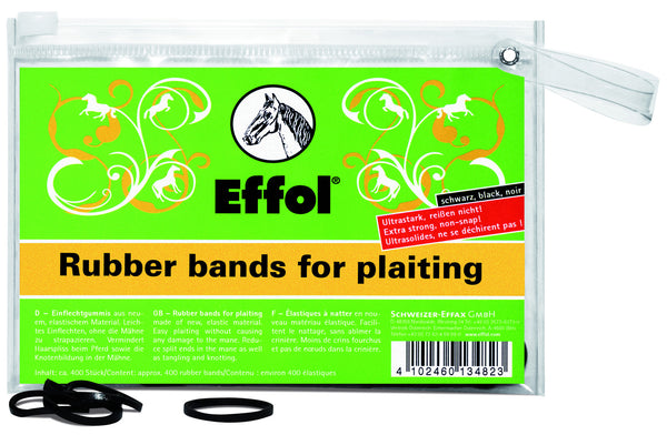 Effol Non Snap Plaiting Bands