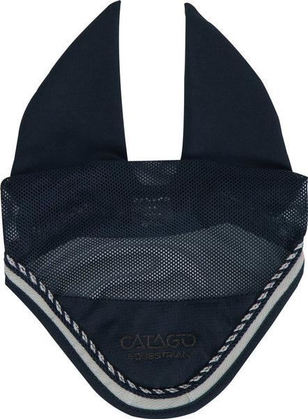 Catago Diamond Fly Hood - Navy/White