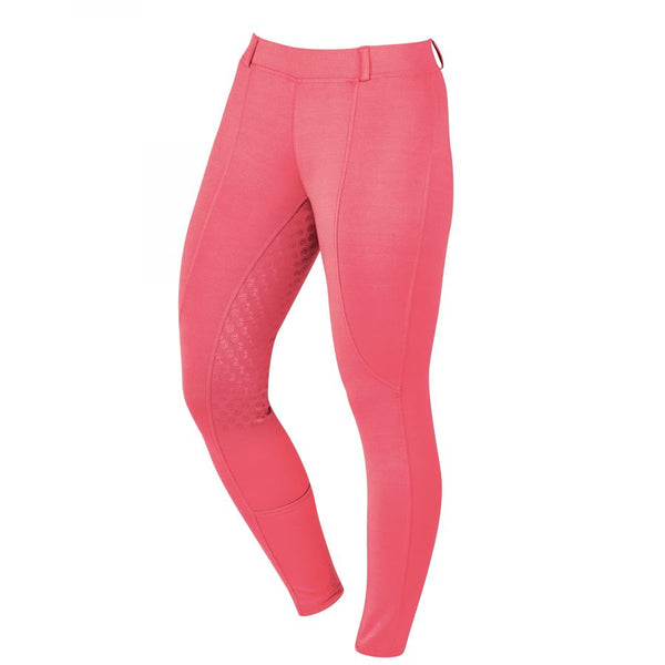 Dublin Performance Cool It Gel Riding Tights Pink