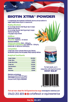 Equine America Biotin Xtra Data Sheet