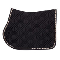 Eskadron Brillant Multicord Saddle Pad NAvy