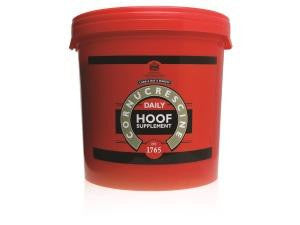 Cornucrescine Daily Hoof Supplement