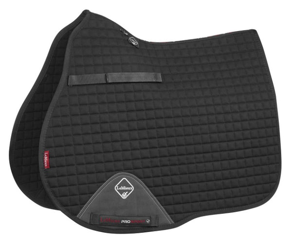 Cotton GP Pad Black