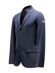 Animo Ikko Mens Competition Jacket Blu Navy