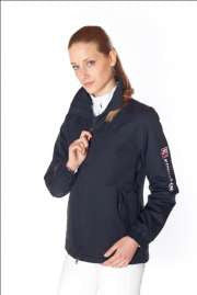 Kingsland Classic Ladies Bomber Jacket Navy