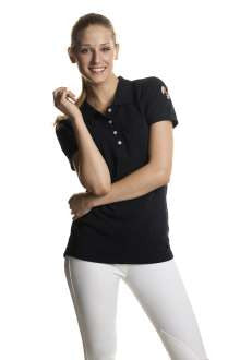 Kingsland Classic Ladies Polo Shirt Navy