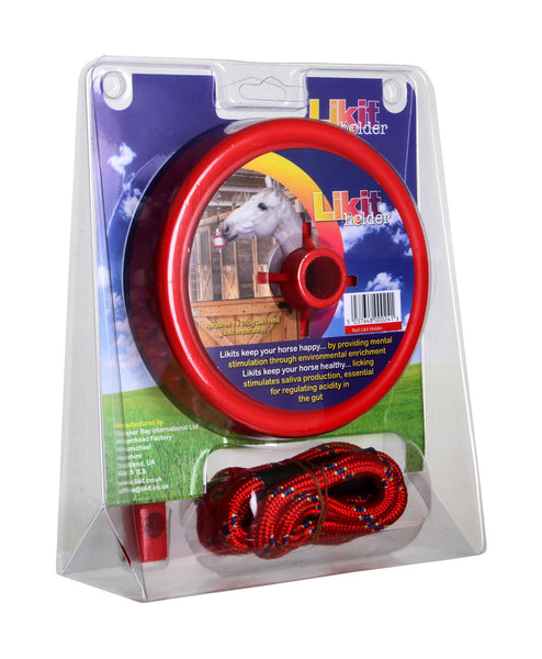 Likit Holder Red
