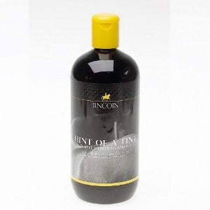 Lincoln Hint of a Tint White Horse Shampoo