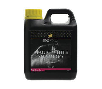 Lincoln Magic White Horse Shampoo