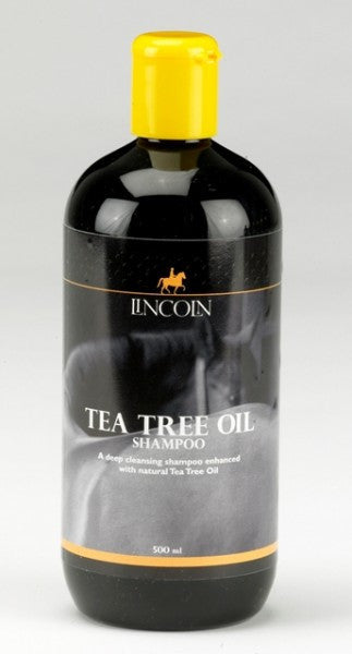 Lincoln Tea Tree Shampoo
