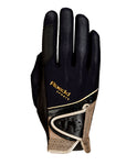 Roeckl Madrid London Glove Black Gold