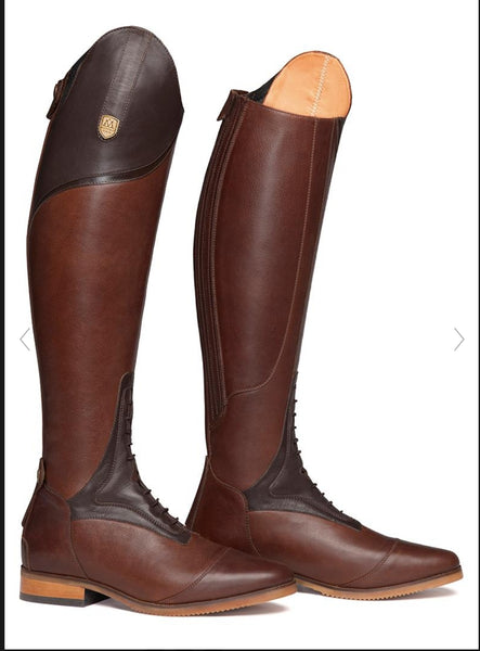 Mountain Horse Sovereign Boots Brown