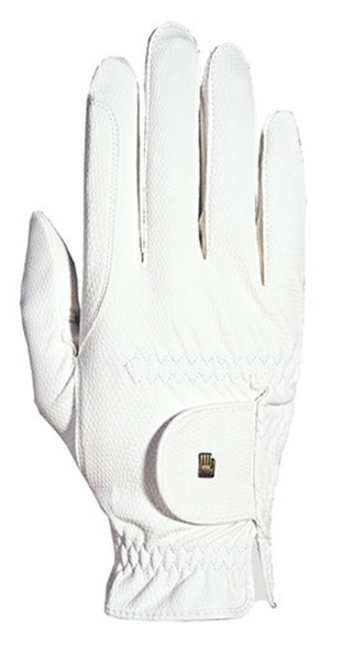 Roeckl Roeck-Grip (Chester) Gloves - White