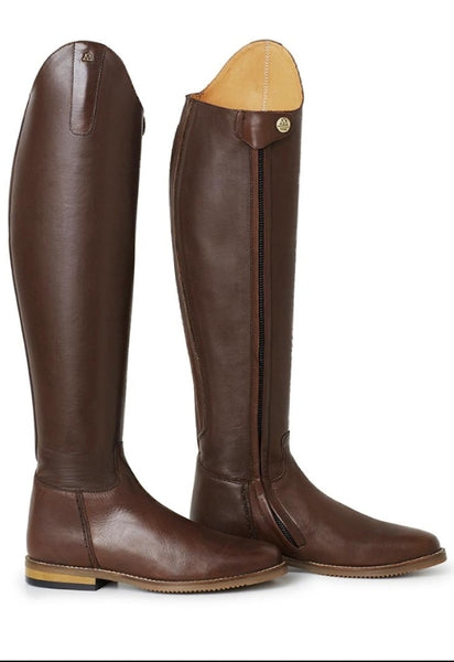 Mountain Horse Serenade Dressage Boot Brown