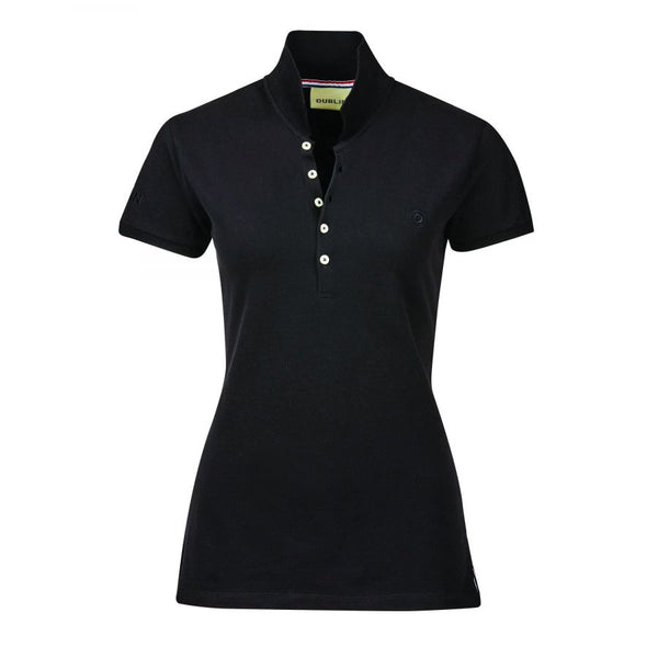 Dublin Lily Polo Black