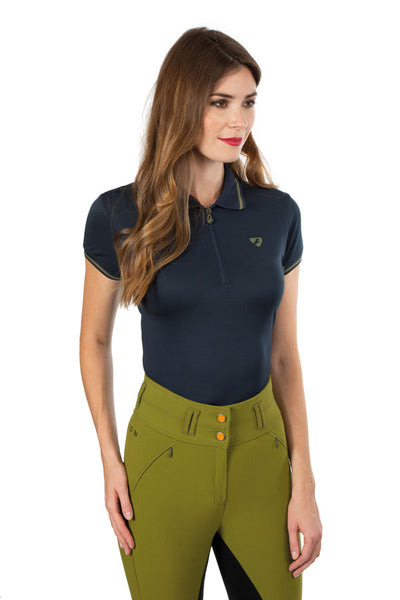 Aubrion Parsons Tech Polo - Ladies