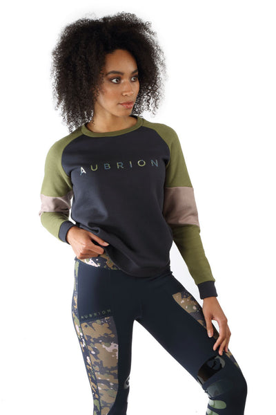 Aubrion Boston Sweatshirt - Ladies