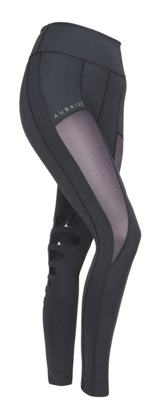 Aubrion Kingsbury Riding Tights - Ladies