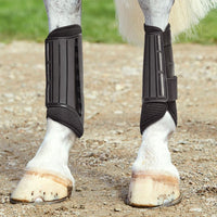 WB Eventing Boot Hind Black
