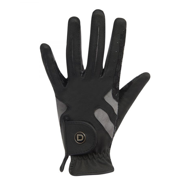 Dublin Cool It Gel Glove Black/Grey