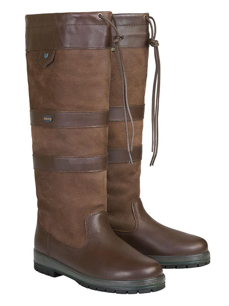 dubarry galway boots walnut