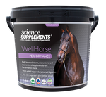 Science Supplements Well Horse Perfomance