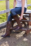 shires broadway country boots
