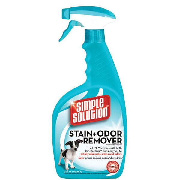 Simple Solution stain and odour remover