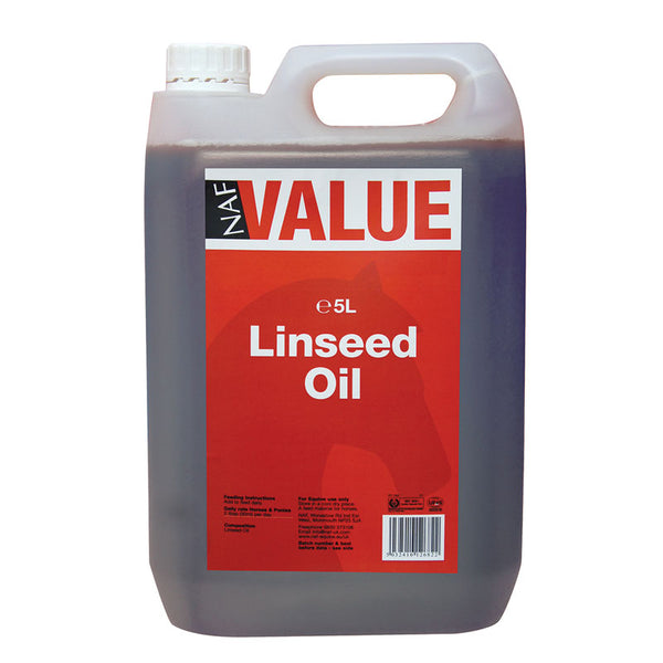 NAF Value Linseed Oil 5L